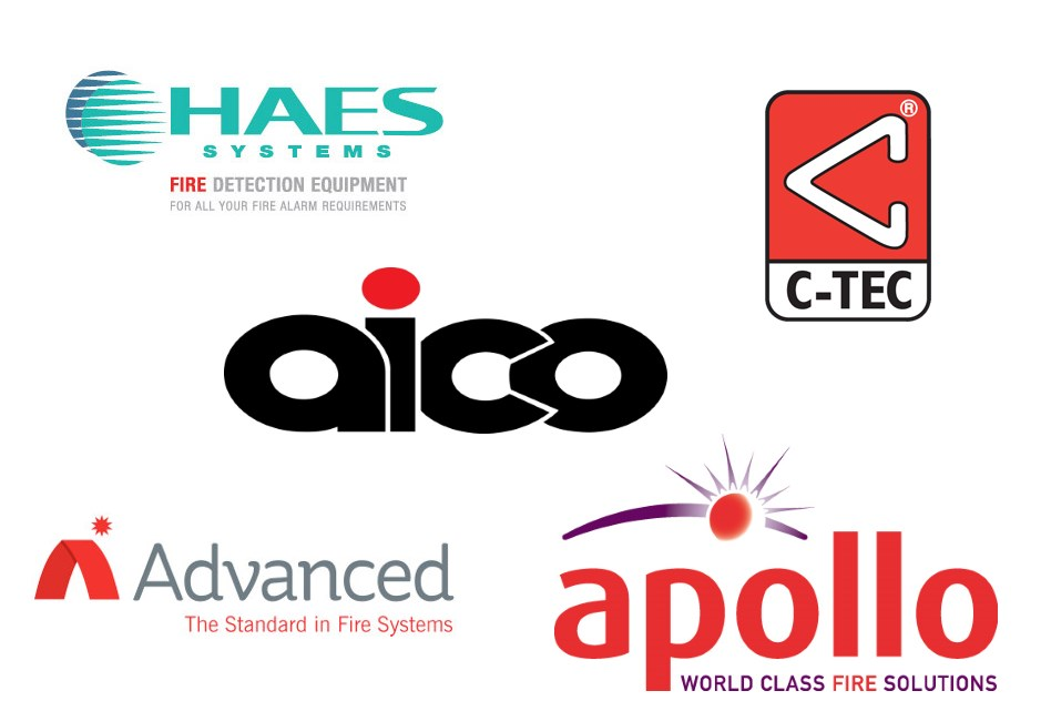 Haes Systems, aico, C-Tec, Apollo, and Advanced
